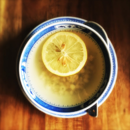 飲, Lemon, Job's Tears, Herbal, Tea, drink, 檸檬, 薏米, 茶, chinese, recipe, health drink