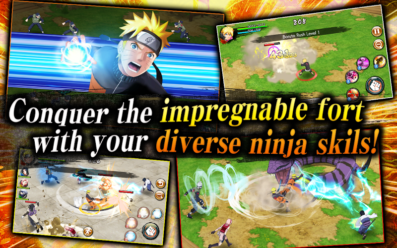 NARUTO X BORUTO NINJA VOLTAGE Screenshot 03