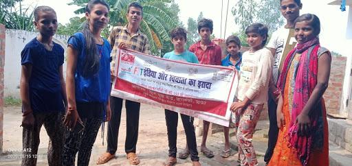 नेहरू युवा केंद्र के नेतृत्व मैं एपीजे अब्दुल कलाम की जयंती मनाई