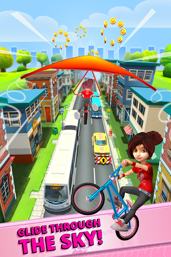 Bike Race Bike Blast Rush Mod Full