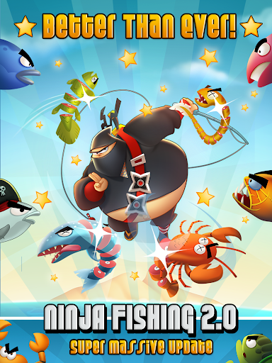 Ninja Fishing Hack Cho Android