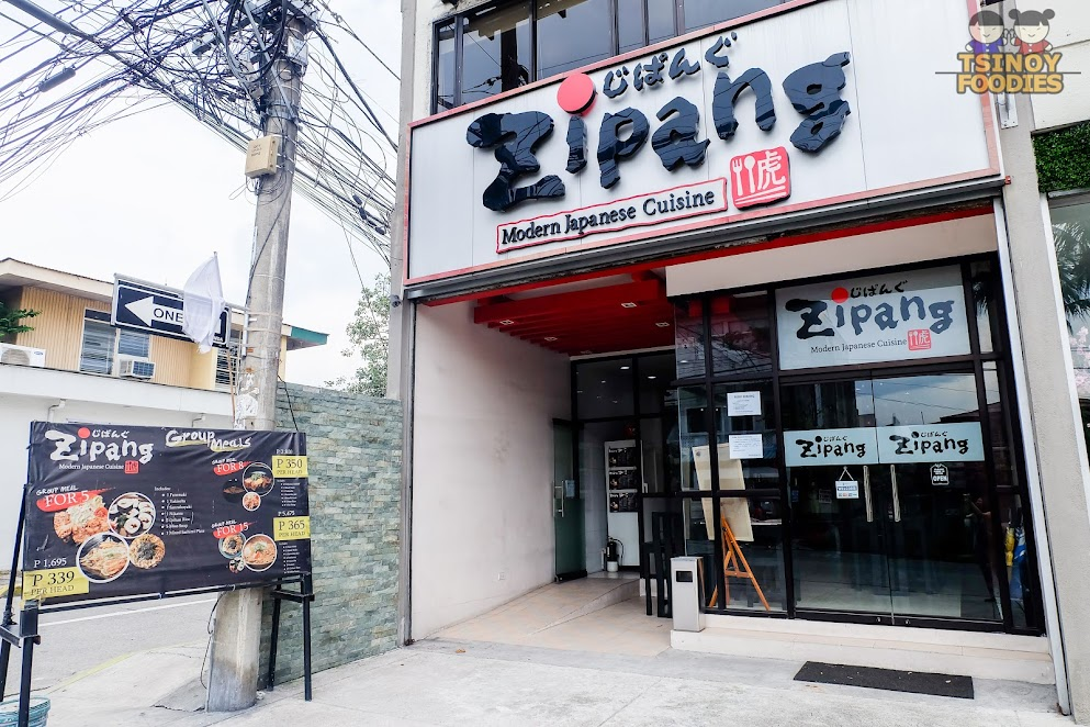 zipang modern japanese cuisine