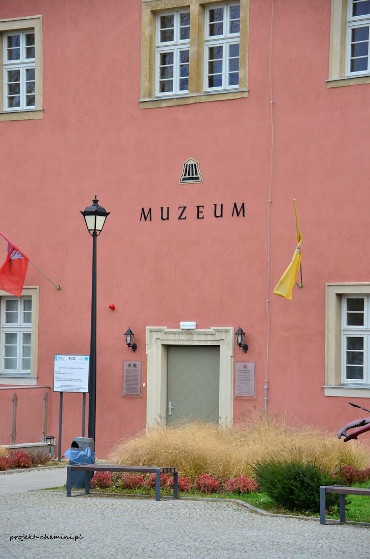 Obecna siedziba Muzeum Przyrodniczego