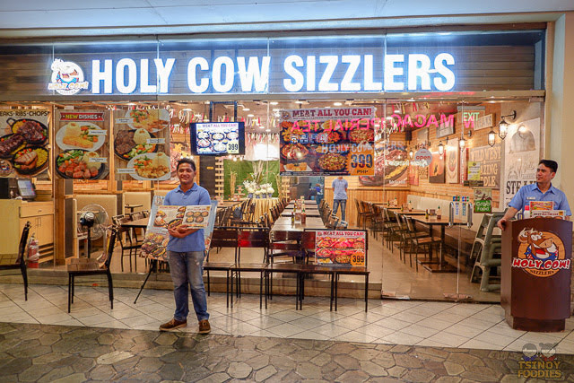 holy cow sizzlers trinoma