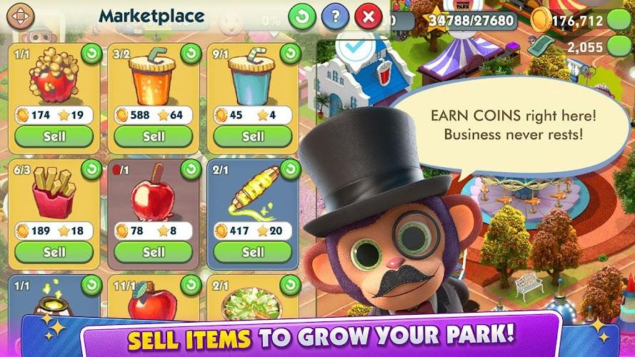 Wonder Park Magic Rides Screenshot 03