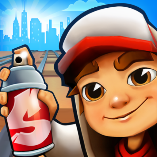 Game Subway Surfers MOD Unlimited Coins