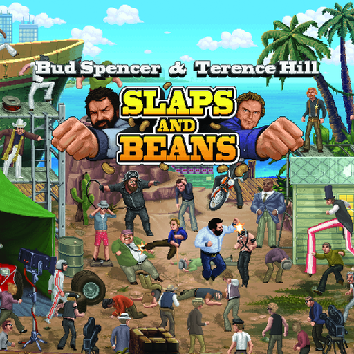 Game Bud Spencer & Terence Hill - Slaps And Beans V1.06 Mod [Paid]