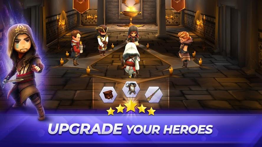 Assassins Creed Rebellion Screenshot 03