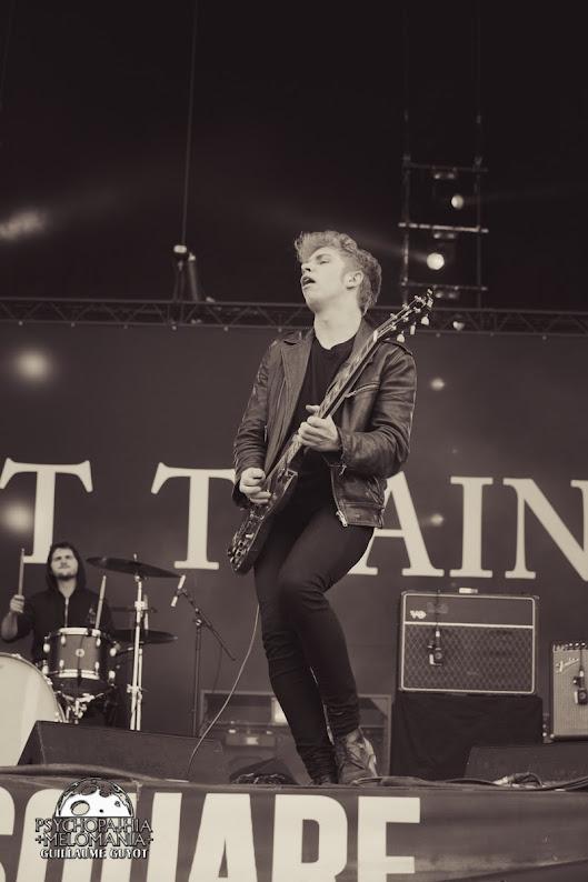 Last Train @Main Square Festival 2016, Arras 03/07/2016