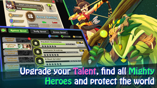 Legend Guardians Mighty Heroes Mod