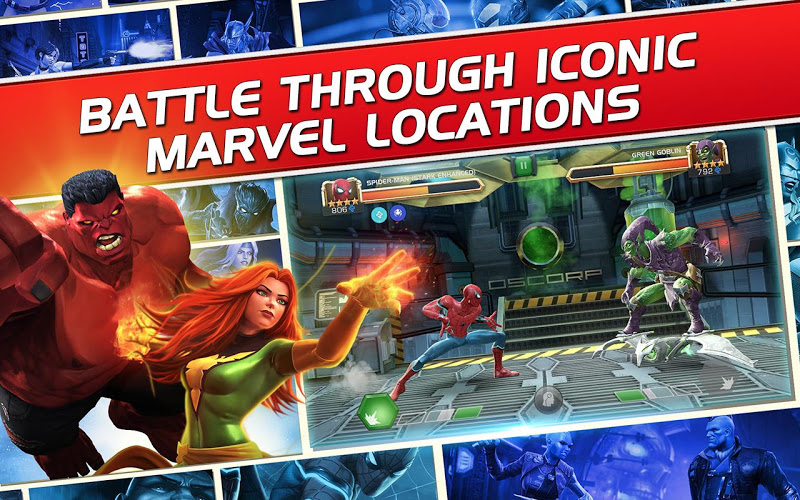 MARVEL Contest of Champions Screenshot 03