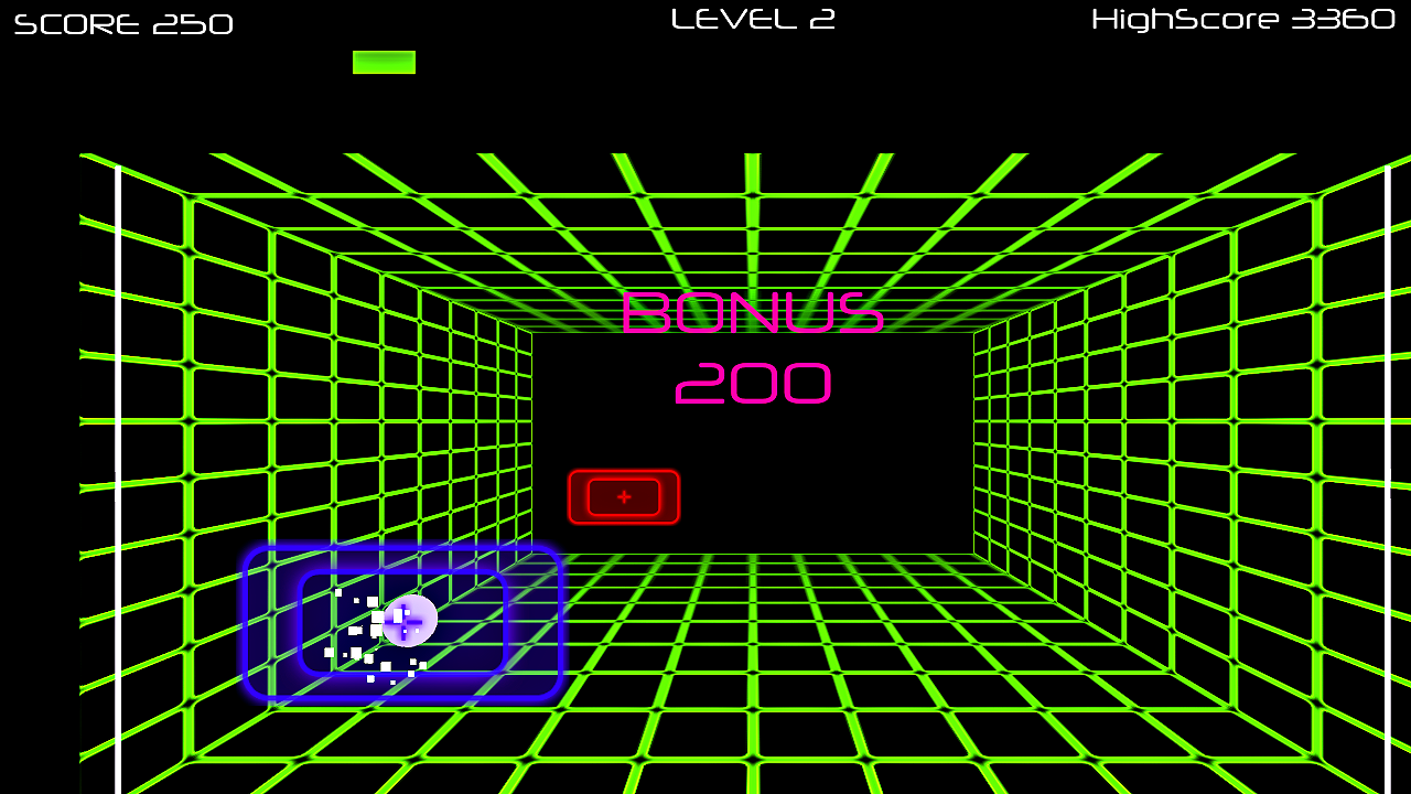 Care for a little Ping #Pong in three dimensions! #3DPong #ClassicGames