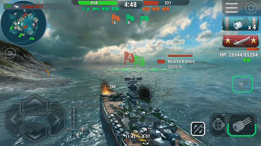 Game Warship Universe Mod Full