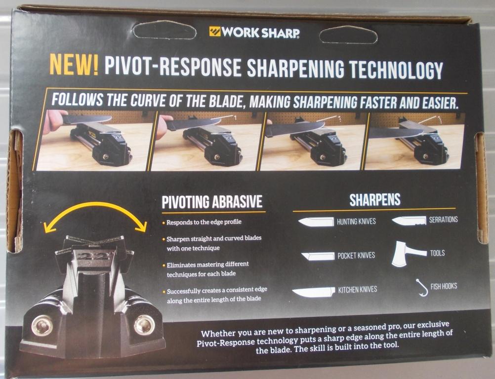 Обзор заточного приспособления Guided Sharpening System