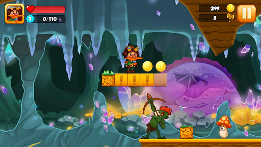 Jake Adventures Mod Full Tiền Vàng Cho Android