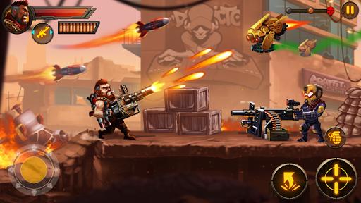 Tải Game Metal Squad - Chiến Binh Thép Hack