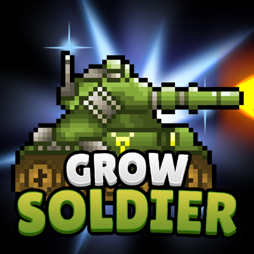 Game Grow Soldier - Merge Soldier V4.0.7 Mod Free Shopping