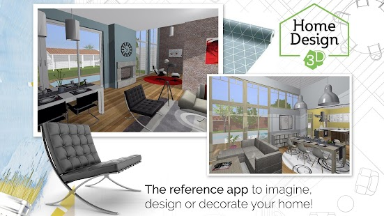 HOME DESIGN 3D MOD Full Unlocked