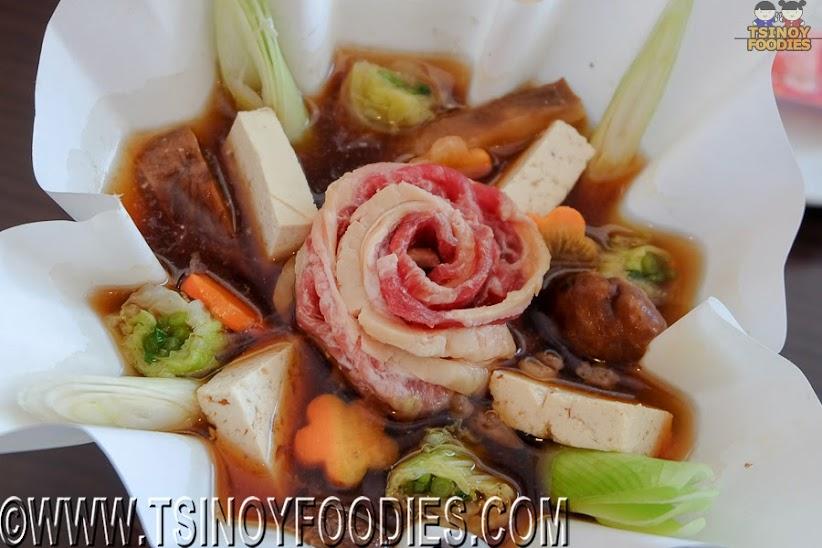 sukiyaki kaminabe