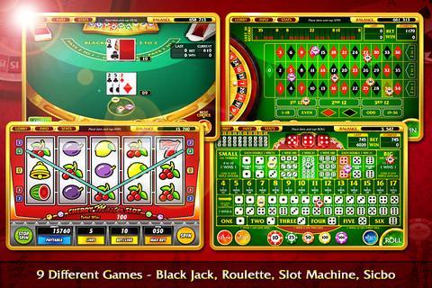 Android Casino Slot Blackjack Roulette V1 1 Mod Apk