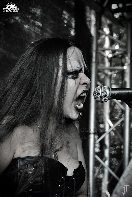 Mogh @Under The Black Sun XVIII, Helenenauer, Allemagne 03/07/2015