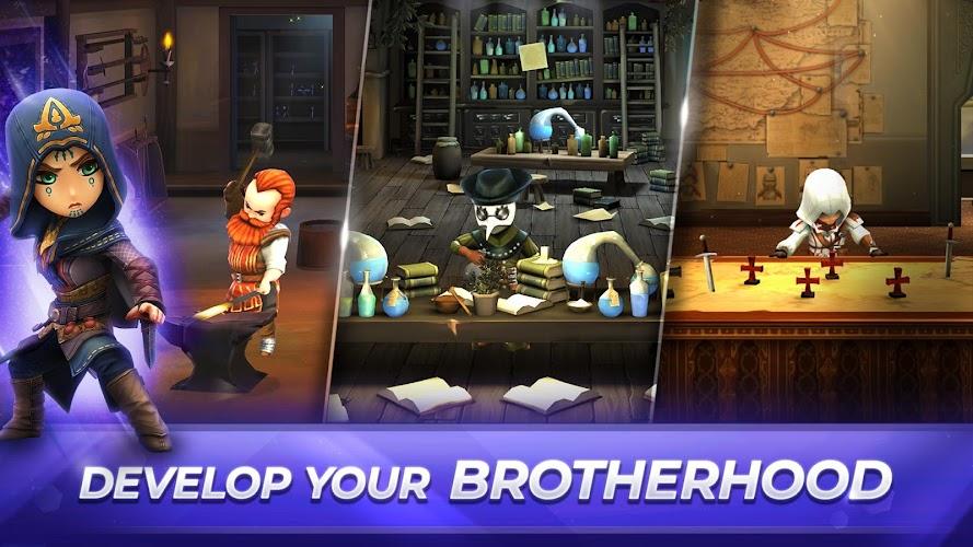 Assassins Creed Rebellion Screenshot 01