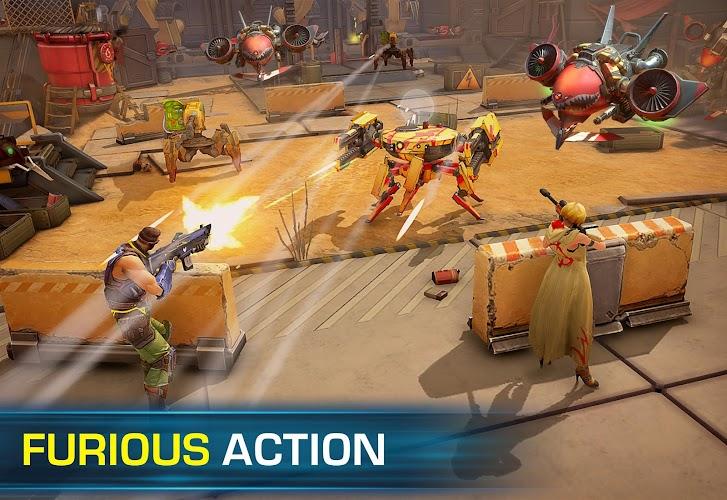 Evolution 2 Screenshot 02