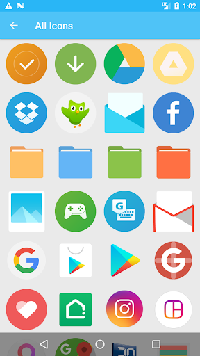 MIUI 9 Icon Pack & Wallpapers