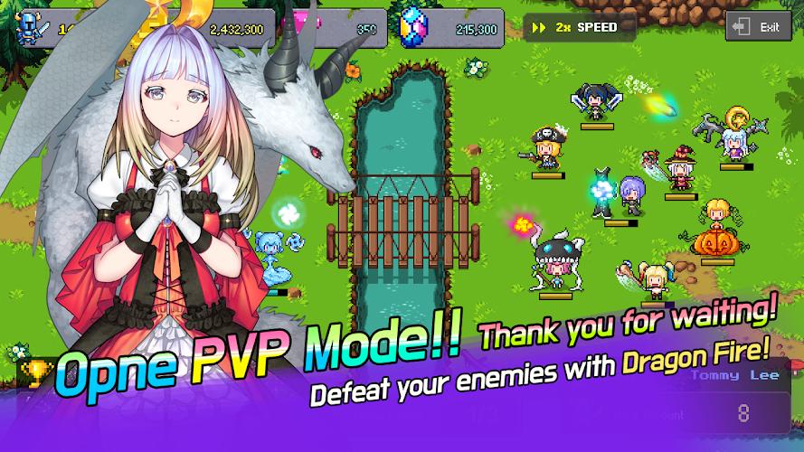 Hero Evolution Screenshot 02