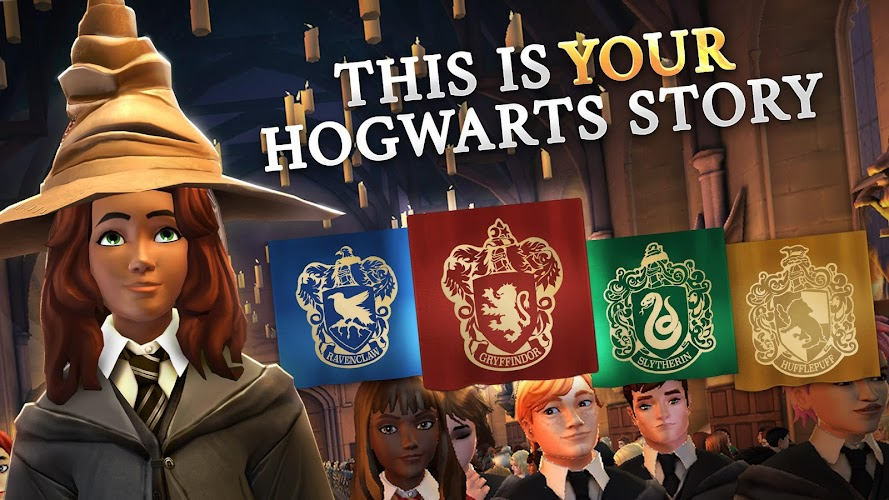Harry Potter Hogwarts Mystery Screenshot 01