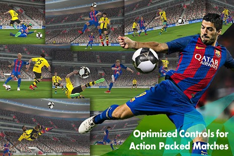 Download PES 2017 Apk+Data Android Games