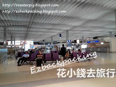 香港國際機場第二航廈T2休息好去處