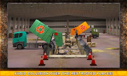 game simulasi mengemudi truk sampah