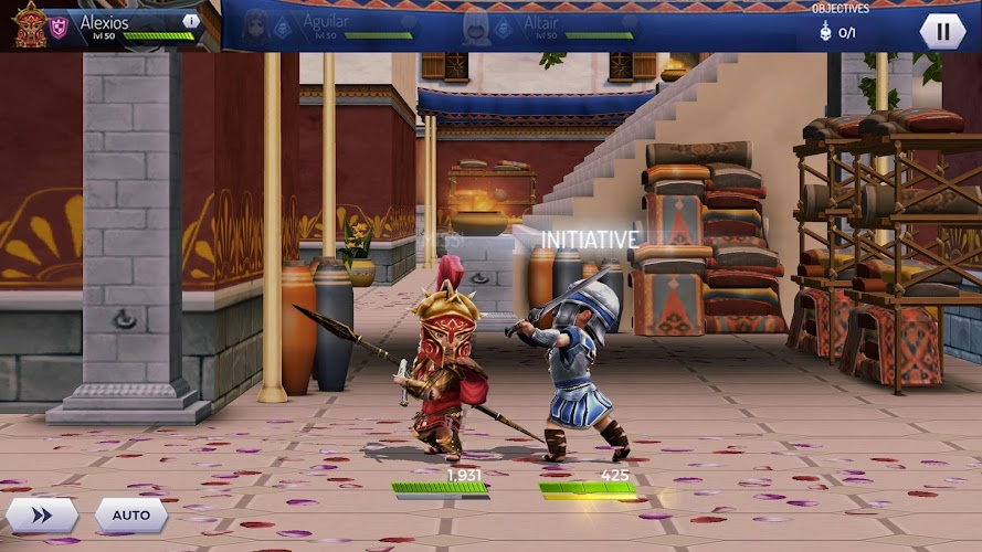 Assassins Creed Rebellion Screenshot 04