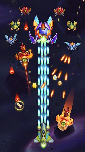 Galaxy Invaders Screenshot 01