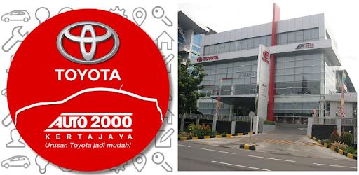 Dealer Auto2000 Kertajaya Surabaya