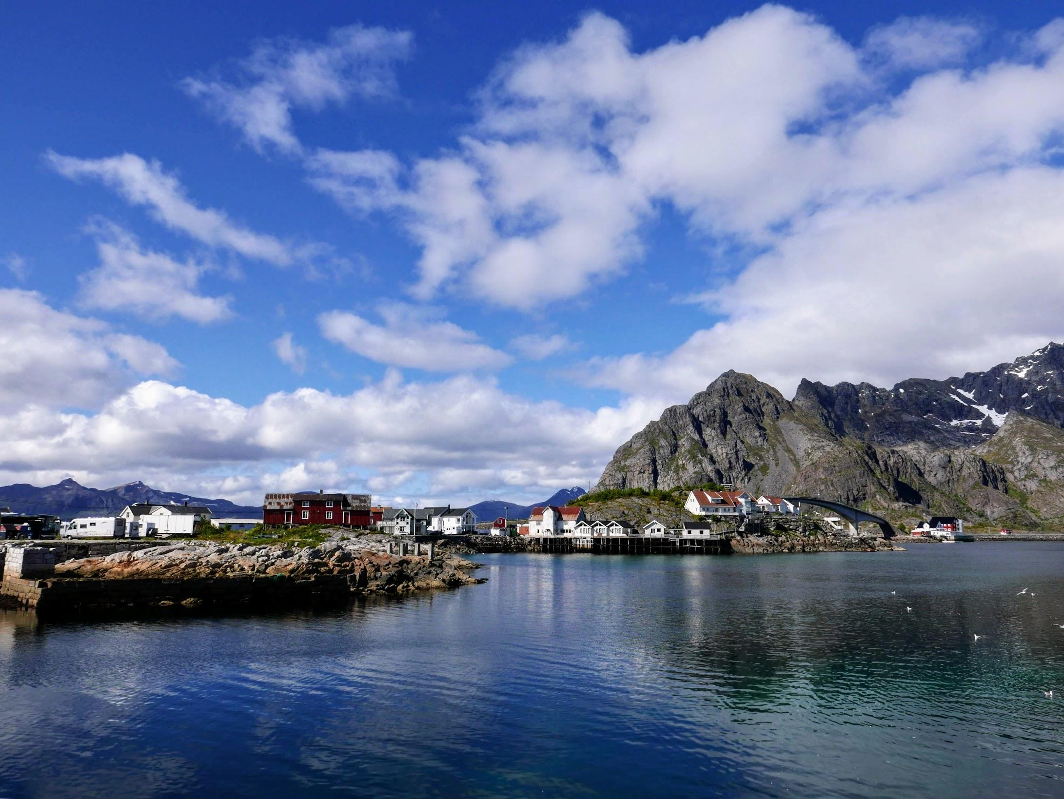 丹尼私遊記: 第三章 ﹣ Lofoten Islands 羅弗敦群島