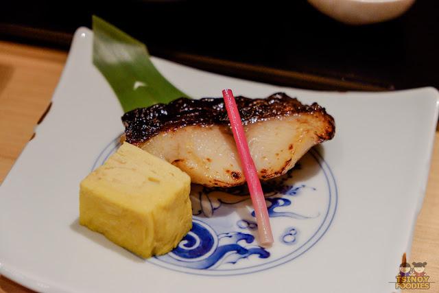 Gindara Saikyo Yaki 銀鱈西京焼き