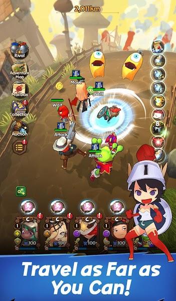 Idle: Hello Hero All Stars Screenshot 01