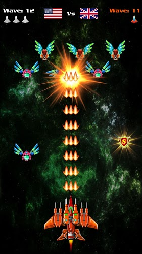 Galaxy Attack Screenshot 03