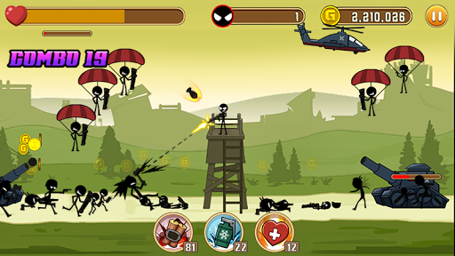 Game Stickman Fight Hack
